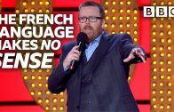 The problem with the French language | Live At The Apollo – BBC